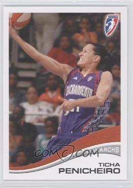 2007 Rittenhouse WNBA - [Base] - Parallel #P87 - Ticha Penicheiro /333