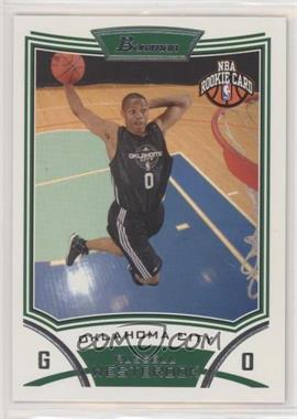 2008-09 Bowman Draft Picks & Stars - [Base] #114 - NBA Rookie Card - Russell Westbrook