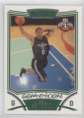 2008-09 Bowman Draft Picks & Stars - [Base] #114 - NBA Rookie Card - Russell Westbrook