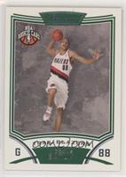 NBA Rookie Card - Nicolas Batum
