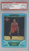 Derrick Rose [PSA 10 GEM MT] #/99