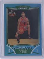 NBA Rookie Card - Derrick Rose #/99