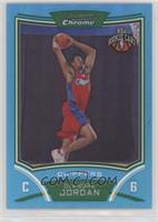 NBA Rookie Card - DeAndre Jordan #/99