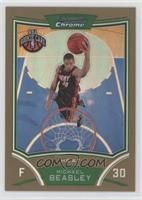 NBA Rookie Card - Michael Beasley #/50