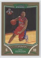 NBA Rookie Card - Eric Gordon #/50