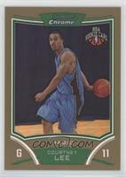 NBA Rookie Card - Courtney Lee [EX to NM] #/50
