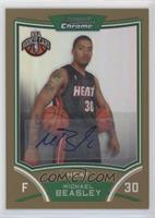 NBA Rookie Card Autograph - Michael Beasley [EXtoNM] #/25