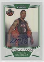NBA Rookie Card Autograph - Michael Beasley #/50