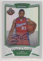 NBA Rookie Card Autograph - Eric Gordon #/50