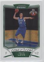 NBA Rookie Card - Kevin Love #/299