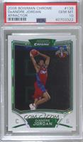 NBA Rookie Card - DeAndre Jordan [PSA10GEMMT] #/299
