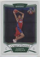 NBA Rookie Card - DeAndre Jordan #/299