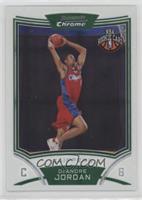 NBA Rookie Card - DeAndre Jordan #/299