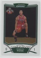 NBA Rookie Card - Derrick Rose