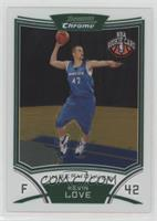 NBA Rookie Card - Kevin Love