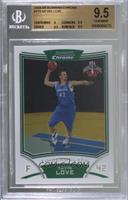 NBA Rookie Card - Kevin Love [BGS9.5GEMMINT]