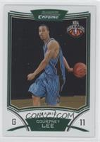 NBA Rookie Card - Courtney Lee