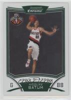 NBA Rookie Card - Nicolas Batum