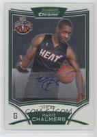 NBA Rookie Card Autograph - Mario Chalmers