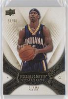 T.J. Ford #/50