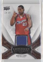 Marcus Camby #/35