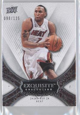2008-09 Exquisite Collection - [Base] #26 - Shawn Marion /125
