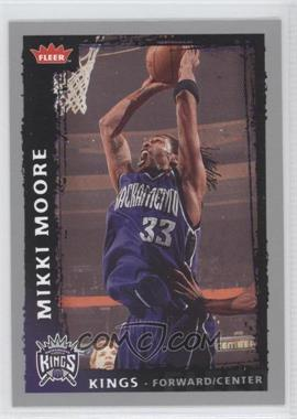 2008-09 Fleer - [Base] #175 - Mikki Moore