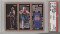 Russell Westbrook, Kevin Love, Danilo Gallinari [PSA 10]