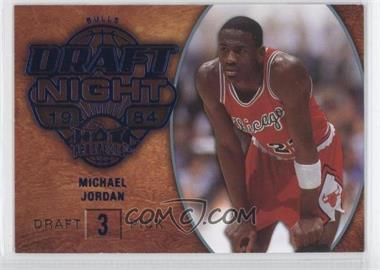 2008-09 Fleer Hot Prospects - [Base] - Blue #103 - Michael Jordan