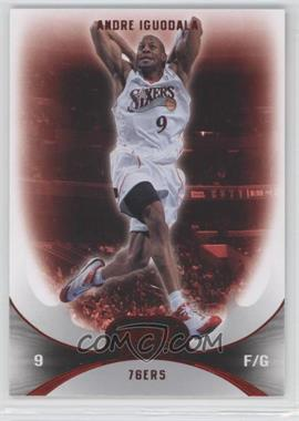 2008-09 Fleer Hot Prospects - [Base] - Red #40 - Andre Iguodala /25