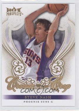 2008-09 Fleer Hot Prospects - Cream Of The Crop #CC-16 - Steve Nash