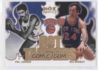 Phil Jackson, Bill Bradley