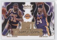 Magic Johnson, Kobe Bryant
