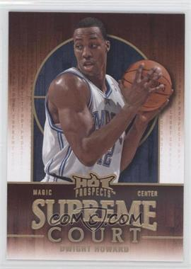 2008-09 Fleer Hot Prospects - Supreme Court #SC-13 - Dwight Howard