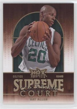 2008-09 Fleer Hot Prospects - Supreme Court #SC-2 - Ray Allen