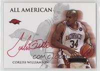 Corliss Williamson (Red Ink) /165