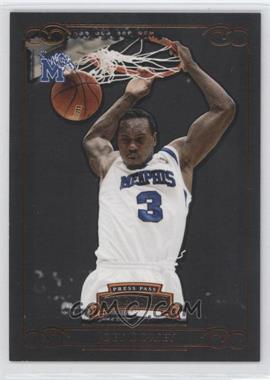 2008-09 Press Pass Legends - [Base] - Bronze #16 - Joey Dorsey /750