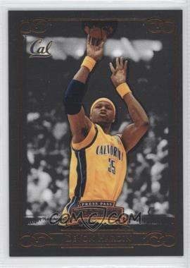 2008-09 Press Pass Legends - [Base] - Bronze #4 - DeVon Hardin /750