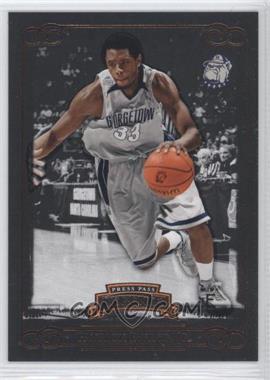 2008-09 Press Pass Legends - [Base] - Bronze #6 - Patrick Ewing Jr. /750