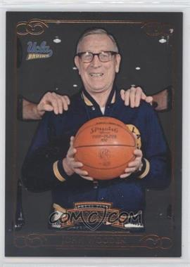 2008-09 Press Pass Legends - [Base] - Bronze #65 - John Wooden /750