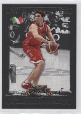 2008-09 Press Pass Legends - [Base] - Gold #10 - Danilo Gallinari /99