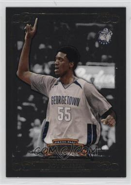 2008-09 Press Pass Legends - [Base] - Gold #7 - Ronnie Highsmith /99