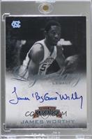 James Worthy #/25