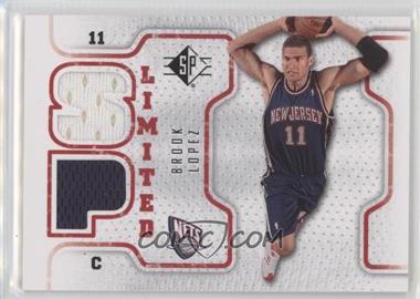 2008-09 SP - Retail Limited #SPL-BL - Brook Lopez