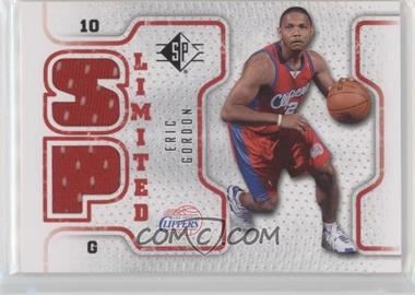 2008-09 SP - Retail Limited #SPL-EG - Eric Gordon
