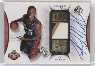 2008-09 SP Authentic - [Base] #119 - J.J. Hickson /499