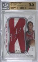 Derrick Rose /6 [BGS 9.5 GEM MINT]