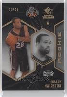 Malik Hairston /47