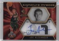 Joe Alexander /8