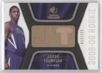 Jason Thompson /125